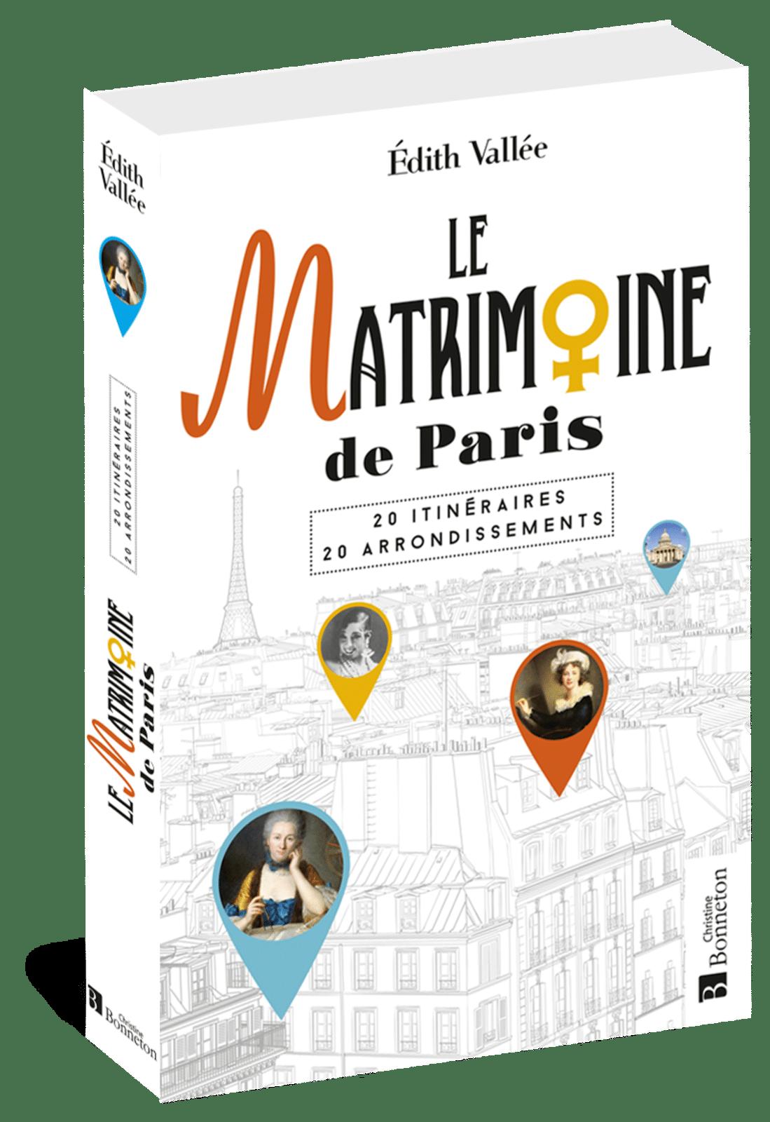 Le matrimoine de Paris, un itinéraire dans le 20e